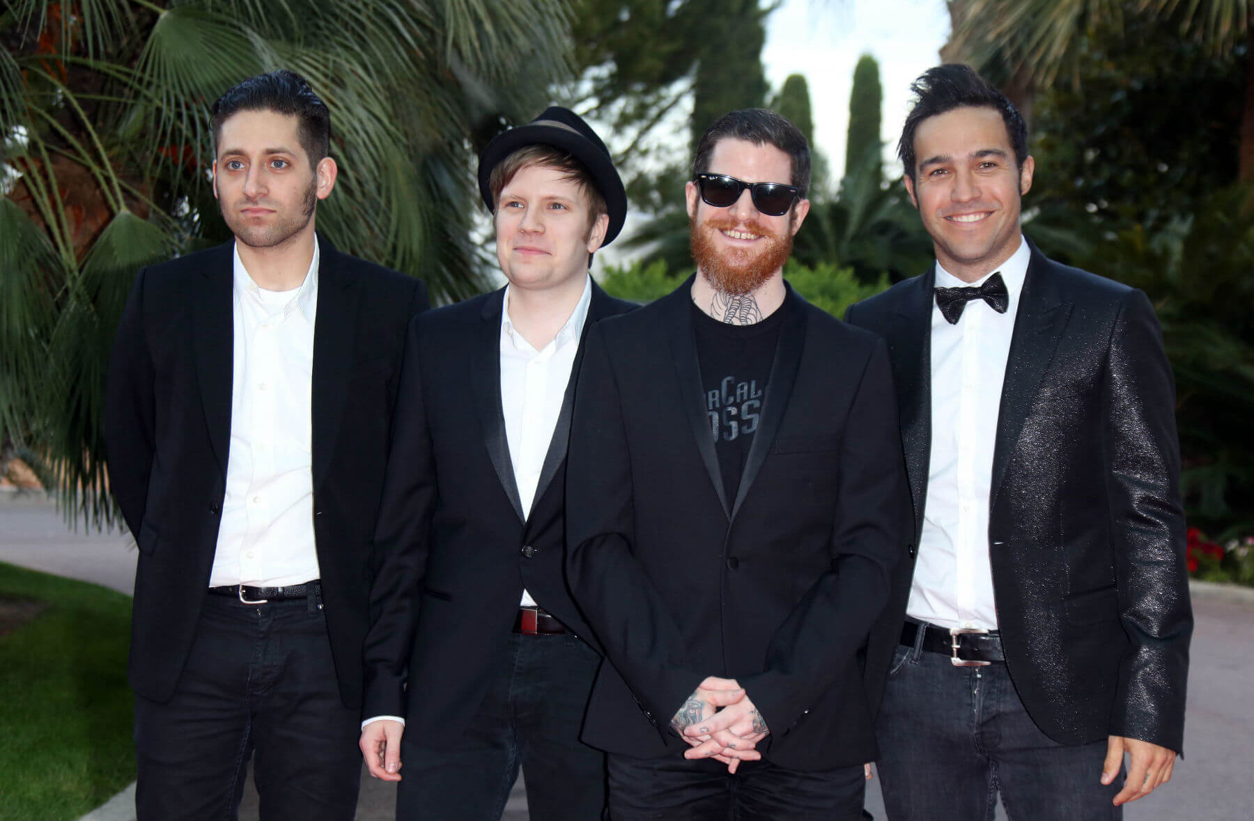 Fall Out Boy 2018