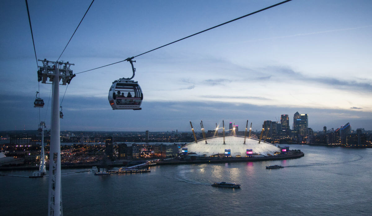 How to get to The O2 Arena London, Greenwich