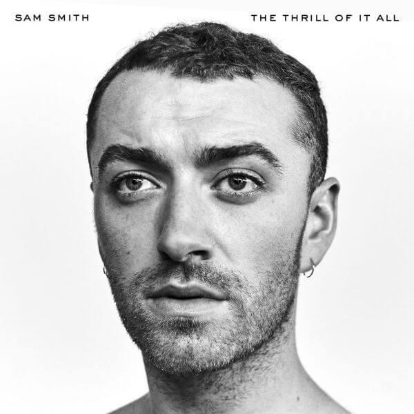 Sam Smith The Thrill Of It All album cover 2017