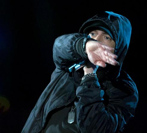 Eminem live in the UK