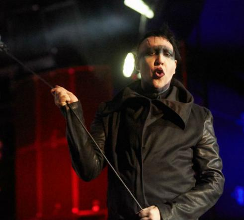 Marilyn manson tour dates in Perth