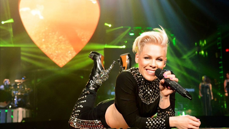 Pink concert dates in Perth
