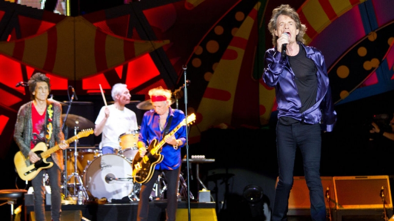 The Rolling Stones Tour 2018 Setlist Dates Uk Concert News