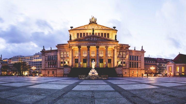 Berlin City guide for events