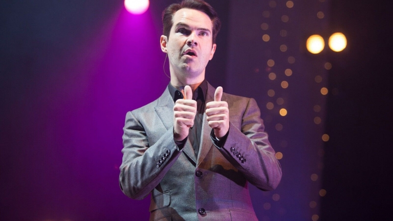 Jimmy Carr UK tour