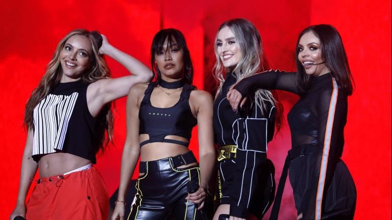 Little Mix UK Tour