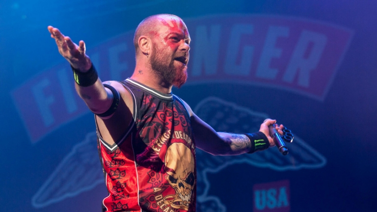 5 Finger Death Punch Tour