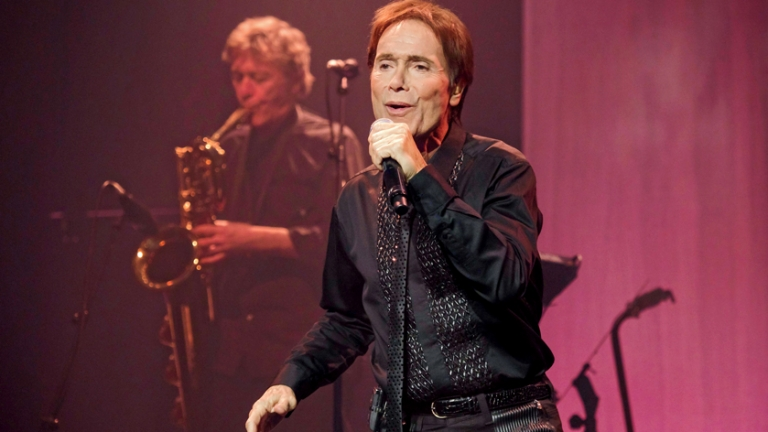 Cliff Richard UK tour