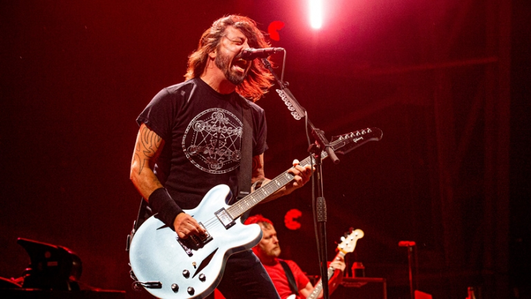 Foo Fighters UK tour