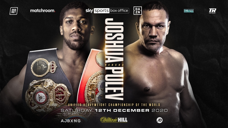 AJ Pulev event artwork